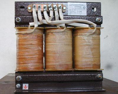 Т - трехфазный; С - сухой (естественное воздушное охлаждение).  Структура условного обозначения трансформатора.